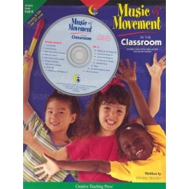 Music & Movement in the Classroom PreK-K + CD