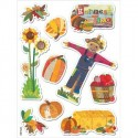 AUTUMN HARVEST STICKERS
