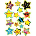 Poppin Pattern Bright Star Stickers