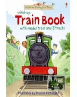 Wind-up train book