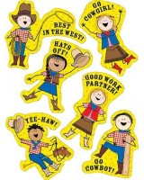 Round-Up Stick Kids Stickers CTP1256