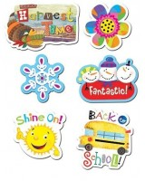 Seasons and Holidays Jumbo Pack