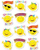 Suns Stickers CTP4122