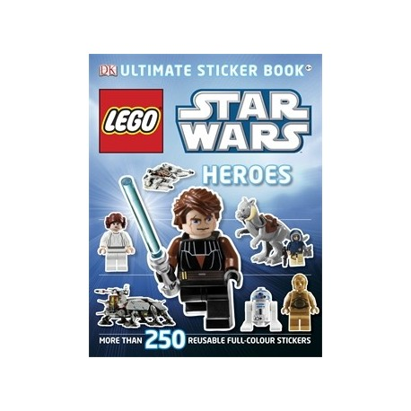 Star Wars Lego Sticker book