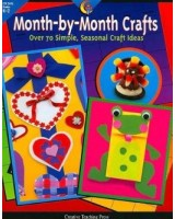Month by month crafts