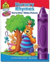 Nursery Rhymes dot to dot - Hidden pictures