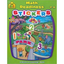 Math readiness PK - Stickers