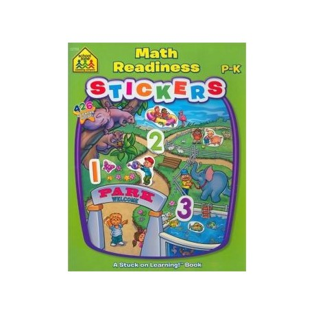 Math readinese PK - Stickers