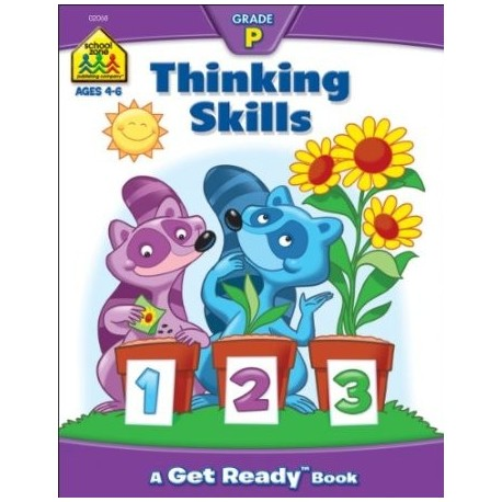 Thinking Skills Preschool Get Ready!
