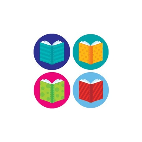 Books stickers - CTP7165