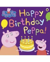 Happy Birthday Peppa!