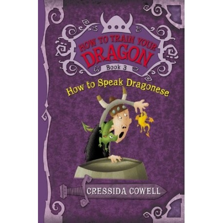 How to train your dragon Book 3