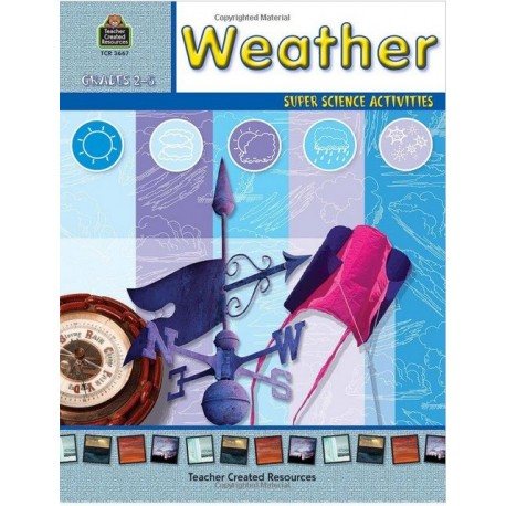 Weather (Super Science Activities)