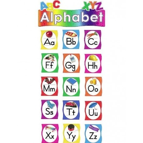 Alphabet Mini Bb Set