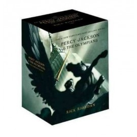 Percy Jackson And The Olympians The Complete Series Box Set