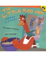 The little red hen Makes pizza