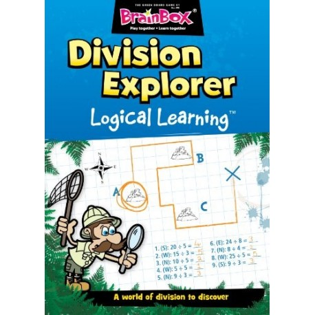 Division Explorers Logical Learning