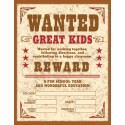 Wild West Wanted! Chart