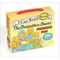 I can Read! Phonics pack: The Berenstain Bears