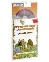 Frog and Toad Are Friends Book and CD