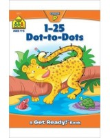 1-25 Dot-to-Dots