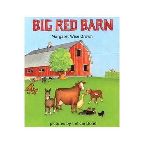 Big Red Barn (Big Book)