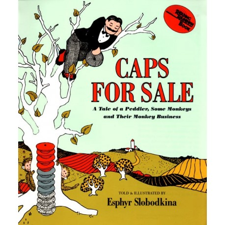 Caps for Sale (Big Book)