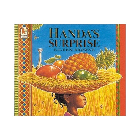 Handa's Surprise (Big Book)