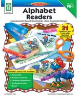 Alphabet Readers Resource Book