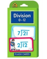 Division 0-12 Flash Cards (flashcards)
