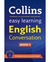 Collin easy learning English Conversation Book 1