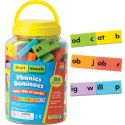 Phonics Dominoes - Short Vowels