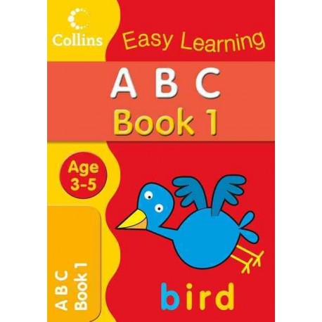 Easy learning ABC Book 1