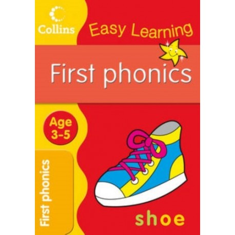 Easy Learning First Phonics