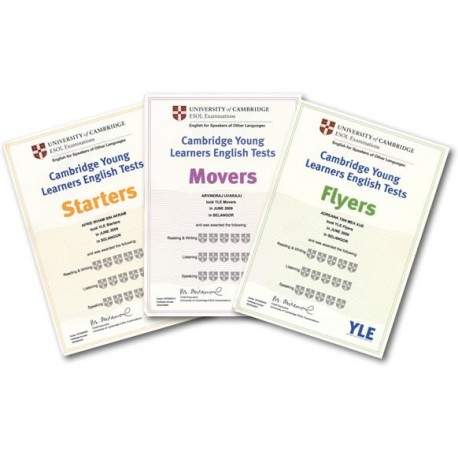 Young learners - English for Movers Teacher's book