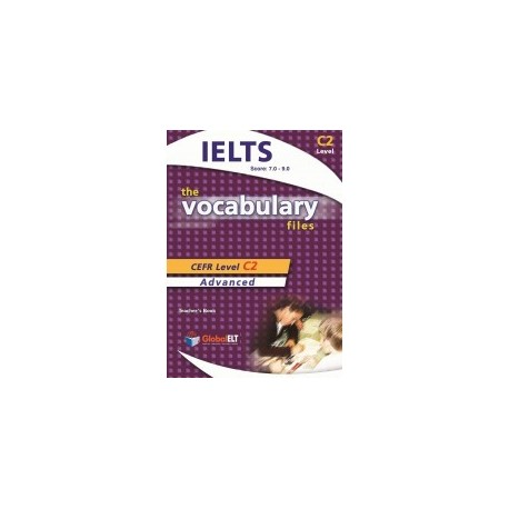 IELTS C2 Level - The vocabulary files