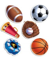 Sports stickers - CTP4133
