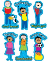 Fantastic Stick Kids Stickers - CTP1257
