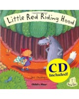 Little red riding hood + CD