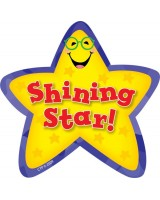 Shining Star Stickers - CTP1071