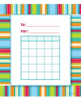 Stripes & Stitches Student Incentive Chart - CTP1419