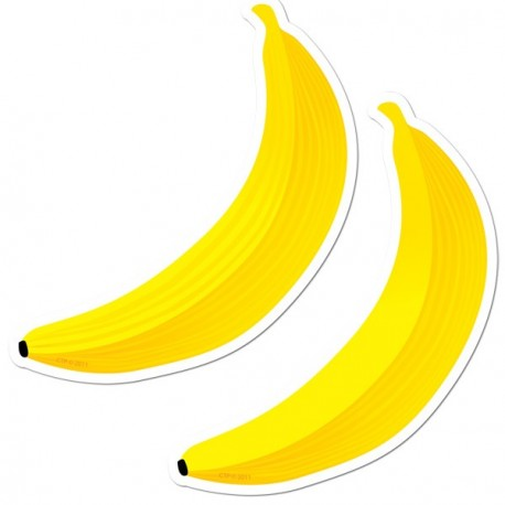Bananas Cut-Outs - CTP6432
