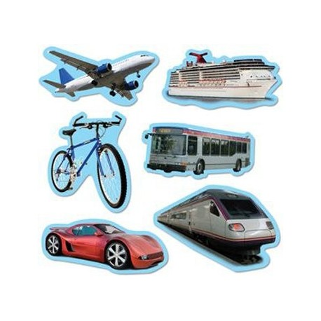 Transportation, Cut-Outs - CTP3876