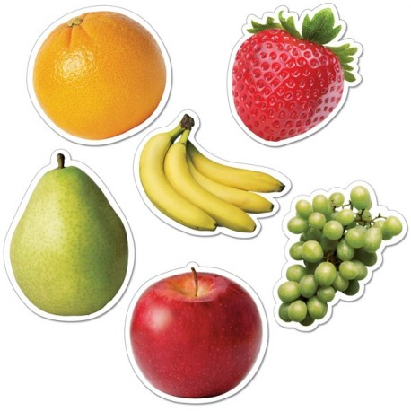 Fruits Cut-Outs - CTP3877
