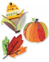 Autumn Harvest Cut Outs  CTP5956
