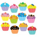 Cupcakes Cut-Outs - CTP1795