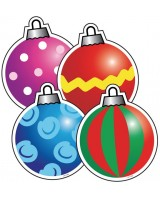 Holiday Ornaments - CTP4686