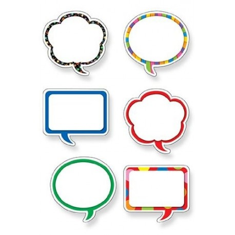 Speech Bubbles - CTP3879