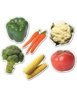 Vegetables Cut-Outs - CTP3878