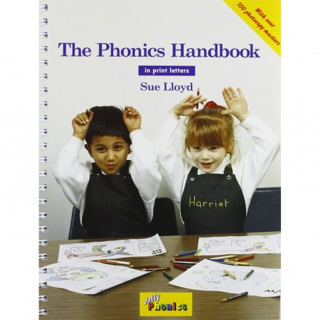 The phonics handbook Jolly phonics